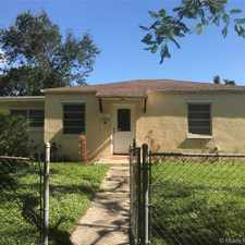 Rental info for 6521 SW 58th Pl in the Miami area