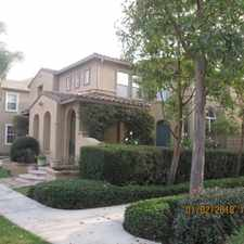 Rental info for NORTHWOOD GATED COMMUNITY HOME! (Portola Pkwy & Culver Drive Area) in the Irvine area