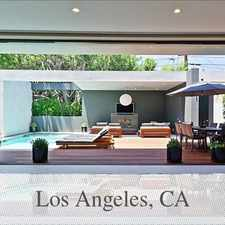 Rental info for House In Prime Location. Washer/Dryer Hookups! in the Los Angeles area