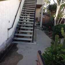 Rental info for Remodeled 2 Bed 1 Bathroom Canyon Location in the San Diego area