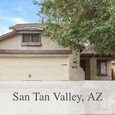 Rental info for House For Rent In San Tan Valley. Pet OK!