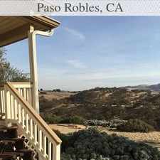 Rental info for 4 Bedrooms House - Located On Top Of Hill With ... in the El Paso de Robles (Paso Robles) area