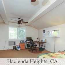 Rental info for This Is A Great Studio For A Single Person. Pet... in the Hacienda Heights area