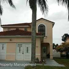 Rental info for 2330 Santa Lucia Street in the 34743 area