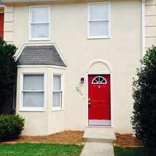 Rental info for 2836 New South Drive
