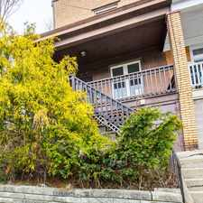 Rental info for 87 Westwood in the Pittsburgh area