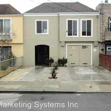 Rental info for 1623 Wallace Street in the San Francisco area