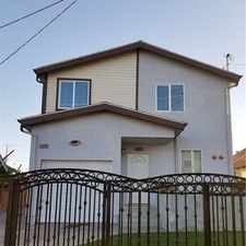 Rental info for Brand New 2 Story Duplex In. in the Voices of 90037 area