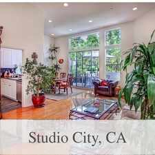 Rental info for Studio City Luxurious 2 + 3 in the Los Angeles area