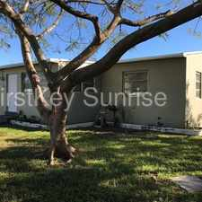 Rental info for 2101 N 24 Ave Hollywood, FL 33020 in the Hollywood area