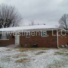 Rental info for 5343 Daniel Drive in the Indianapolis area