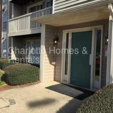 Rental info for Spacious 3 bedroom condo in the Charlotte area