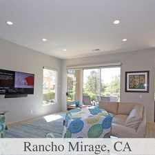 Rental info for Great Central Location 3 Bedroom, 1.75 Bath in the Rancho Mirage area