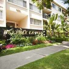 Rental info for 2 Bedrooms Apartment - Beverly La Peer Is Situa... in the Beverly Hills area