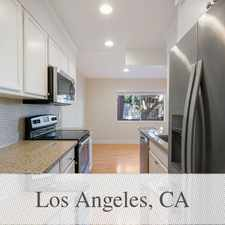 Rental info for 2 Bedrooms Condo - Beautifully Updated Bright. in the Los Angeles area