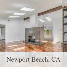 Rental info for Fabulous, Single-level Lido Isle Home Situated ... in the Newport Beach area