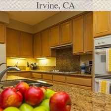 Rental info for House In Move In Condition In Irvine. Washer/Dr... in the Irvine area