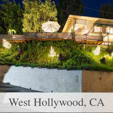 Rental info for Gorgeous West Hollywood, 2 Bedroom, 2.50 Bath in the West Hollywood area