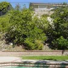 Rental info for Nice Fountainwood Family Home With Views Of Con... in the Thousand Oaks area