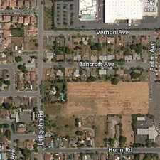 Rental info for Apartment For Rent In Yuba City. Single Car Gar...