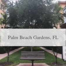 Rental info for A Gorgeous Barcelona Model Harbour Oaks Townhom... in the Palm Beach Gardens area
