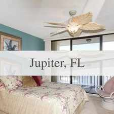 Rental info for Fantastic Top Floor Unit In The Bluffs. in the Jupiter area