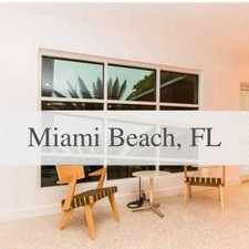 Rental info for The Best Of The Best In The City Of Miami Beach... in the Miami Beach area
