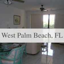 Rental info for Great Two Bedroom Condominium In Palm Beach Sho... in the West Palm Beach area