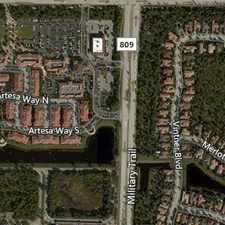 Rental info for Beautiful Townhome With Wood Cabinets And Grani... in the Palm Beach Gardens area
