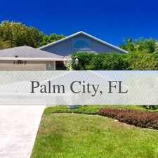 Rental info for Don't Miss This Quaint Home For Rent In Beautif... in the Palm City area
