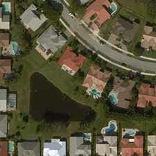 Rental info for Elegant Family Home On The Lake And Across From... in the Davie area
