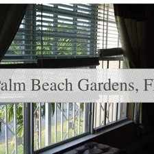 Rental info for 3 Bedrooms House - LUXURIOUS TOWNHOME WITH GRAN... in the Palm Beach Gardens area
