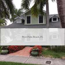 Rental info for Super Cute! House For Rent! in the West Palm Beach area
