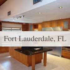 Rental info for Spacious 4 Bedroom, 3 Bath. Will Consider! in the Plantation area