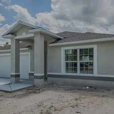 Rental info for Brand New Construction!