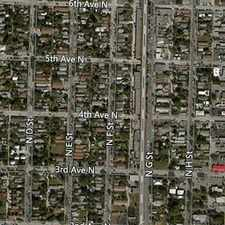 Rental info for 2/1 In Lake Worth, FL. Washer/Dryer Hookups! in the Lake Worth area