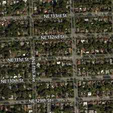 Rental info for Miami - Amazing 2bedrooms 1 Bath Completely Ren... in the North Miami area