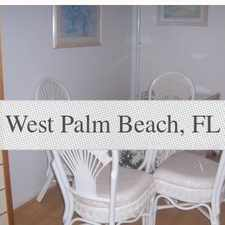Rental info for 1 Bedroom House - THIS Condominium IS UNFURNISHED. in the West Palm Beach area