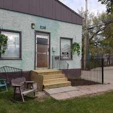 Rental info for 226 Avenue D South in the Saskatoon area