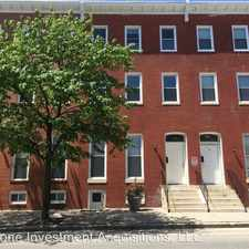Rental info for 200 North Gilmor St in the Baltimore area