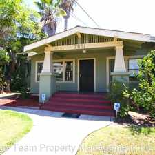 Rental info for 2661-2663 A Street in the San Diego area