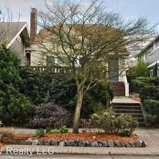 Rental info for 8334 32nd Ave NW in the Sunset Hill area