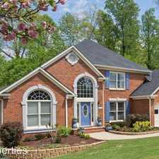 Rental info for 5194 Camden Lakes Parkway NW