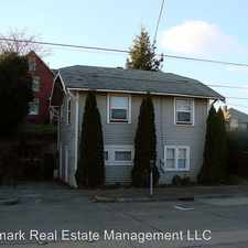 Rental info for 209 Unity St in the Bellingham area