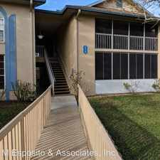 Rental info for 679 Wellington Station - 679 Wellington Station Unit 40 in the Ormond Beach area