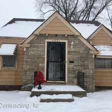 Rental info for 3921 Hanna St