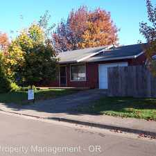 Rental info for 3299 SE HATHAWAY DRIVE