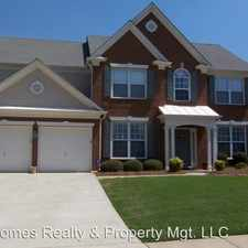 Rental info for 3220 Citation Avenue # C3220 in the Acworth area