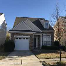 Rental info for 9040 Holland Park Lane in the Charlotte area