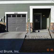 Rental info for 4842 Painted Sky View in the Colorado Springs area